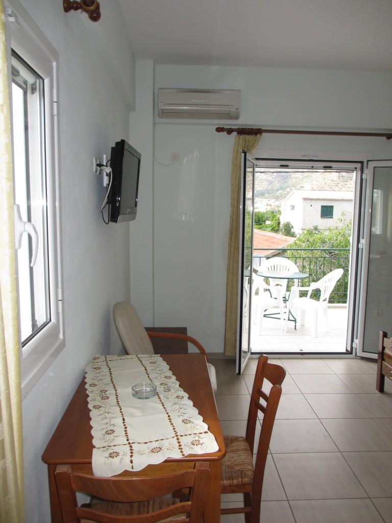Μονόχωρό διαμέρισμα με θέα